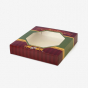 Octagon Cut Pastry Box