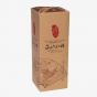 Kraft Tea Boxes with Petal Top