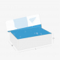Collapsible 4 Corner Tray & Lid
