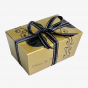 Gold Chocolate with Ribbon Box