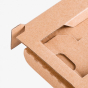 Natural Kraft Corrugated Insert