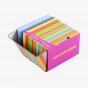Color Patterned Mailers