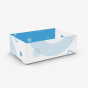 Turnkey Paperboard Roll Side Tray