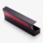 Long Magnetic Red & Black Box