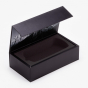 Magnetic Black & White Box with Inside Print