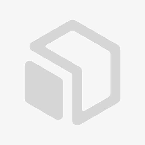 Orange Four-Shelf Pet Products Display