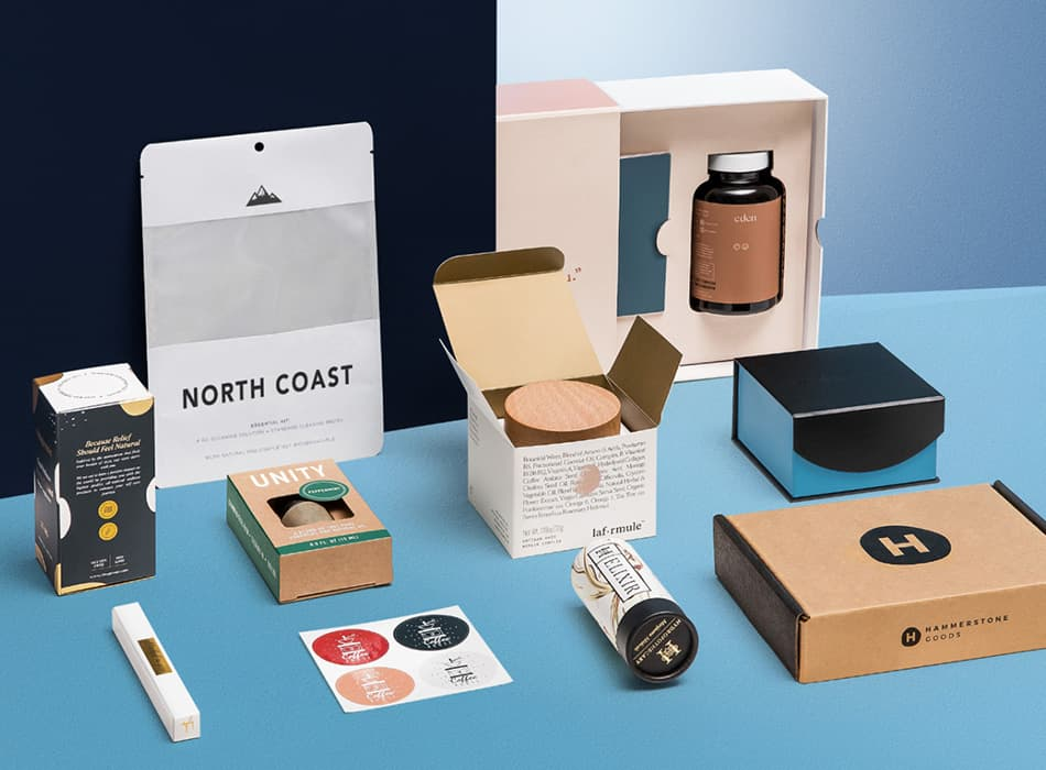 Custom Printed Boxes - Custom Packaging Boxes   PakFactory®