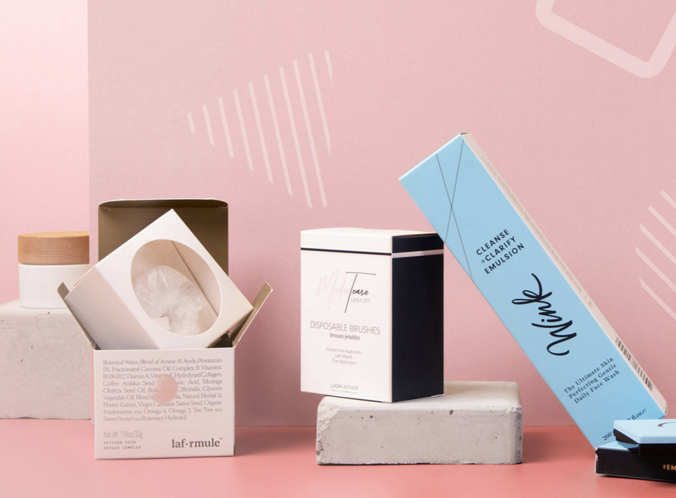 Custom Cosmetic Beauty Box Packaging Pakfactory Custom Packaging