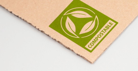 compostable box material